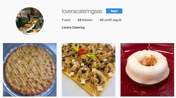 Nuovo Profilo Instagram