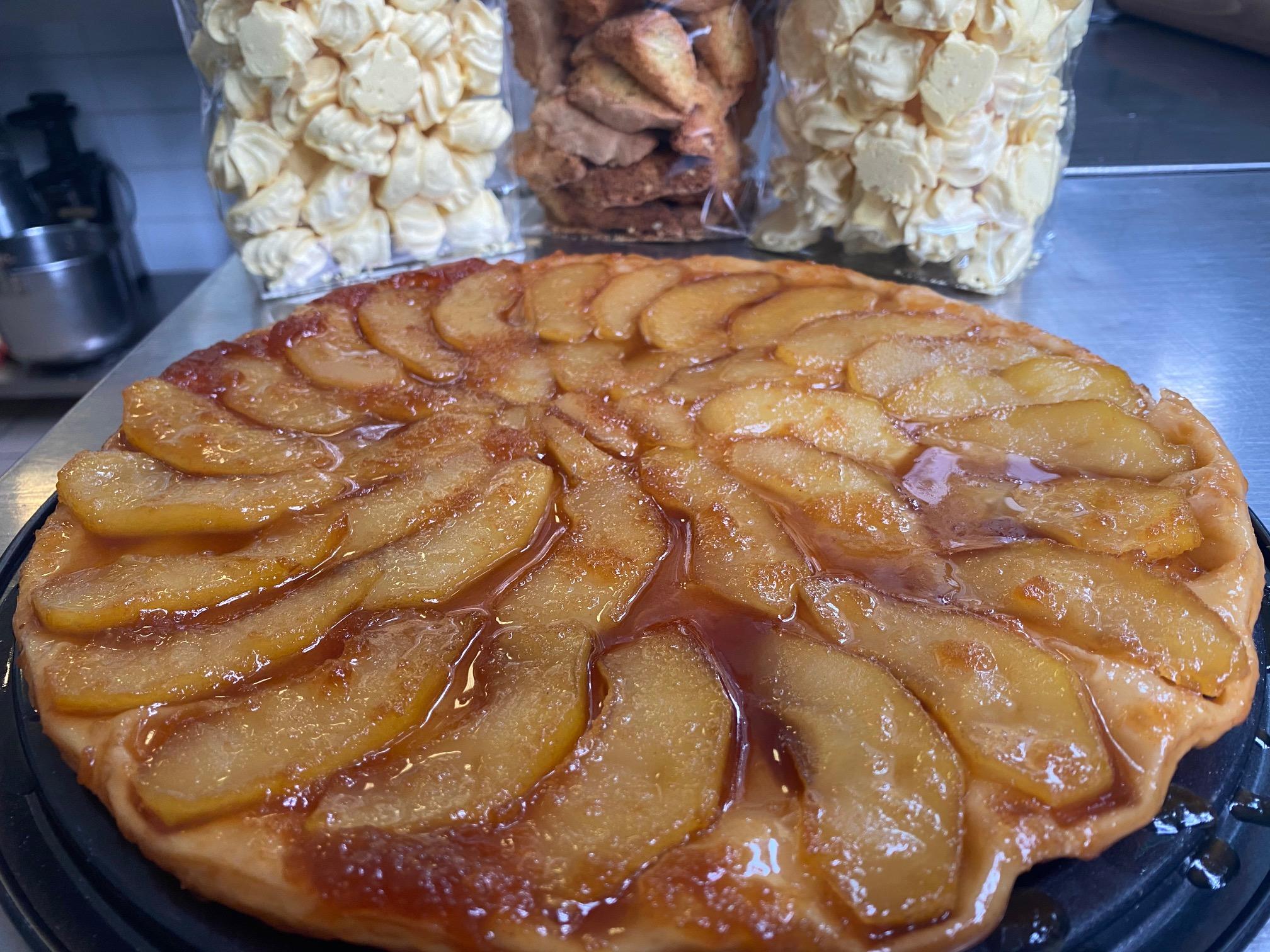 Tartatin di mele
